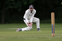 Hornchurch CC (batting) vs Billericay CC, Shepherd Neame Essex League Cricket at Harrow Lodge Park on 8th June 2019