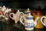 ENGLAND; Brighton, Teapots collection
