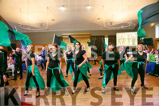 At the Churchill GAA Strictly Come Dancing in the Ballyroe Heights Hotel on Sunday