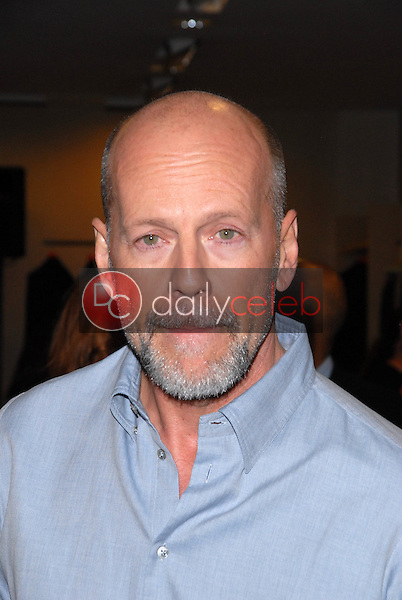 Bruce Willis<br />