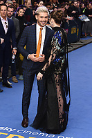 LONDON, UK. April 24, 2019: Zac Efron &amp; Lily Collins arriving for the &quot;Extremely Wicked, Shockingly Evil And Vile&quot; premiere at the Curzon Mayfair, London.<br /> Picture: Steve Vas/Featureflash