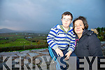 'Don't take my Medical Card', pictured here Daniel & Mildred Casey from Cahersiveen.