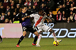 Rayo Vallecano's Giannelli Imbula and CD Leganes's Mikel Vesga during La Liga match between Rayo Vallecano and CD Leganes at Vallecas Stadium in Madrid, Spain. February 04, 2019. (ALTERPHOTOS/A. Perez Meca)
