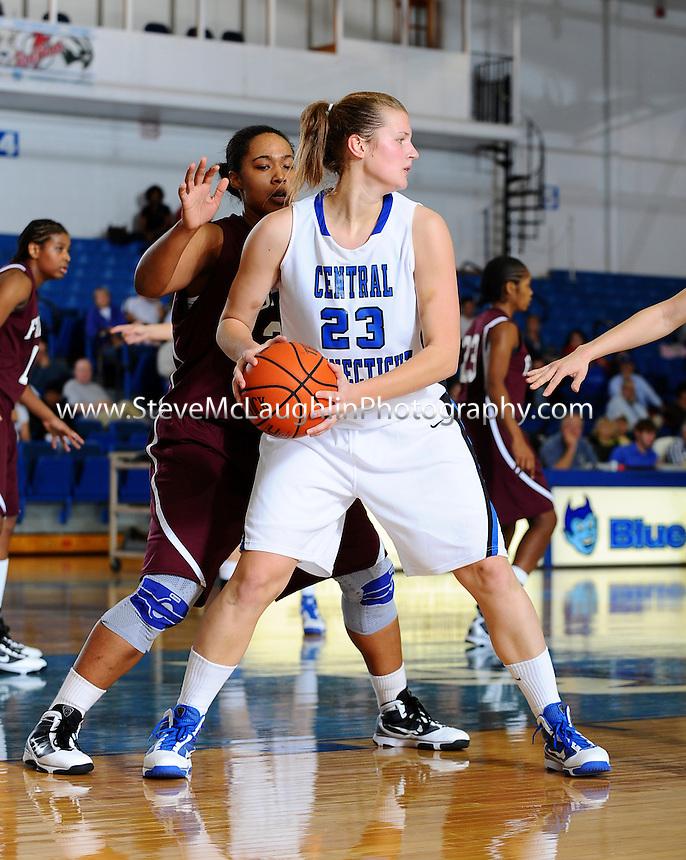 CCSU Women's Basketball vs. Fordham in New Britain, CT.