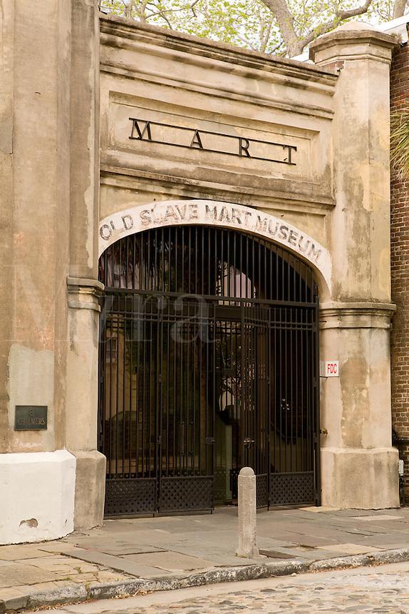 Old Slave Mart Museum Charleston South Carolina