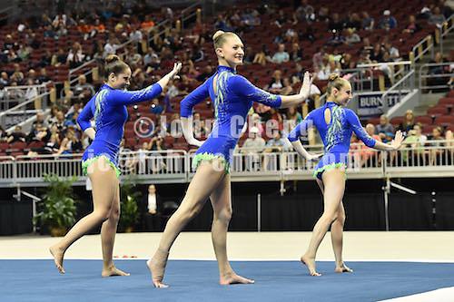 Hannah Silverman, Christina Antoniades, Emily Ruppert