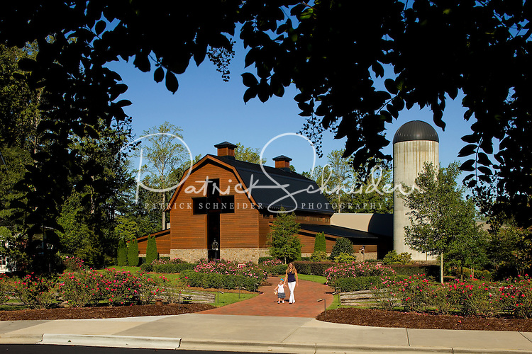 Marketing Photography at the Billy Graham Library in Charlotte, North Carolina.<br /> <br /> Charlotte Photographer - Patrick SchneiderPhoto.com