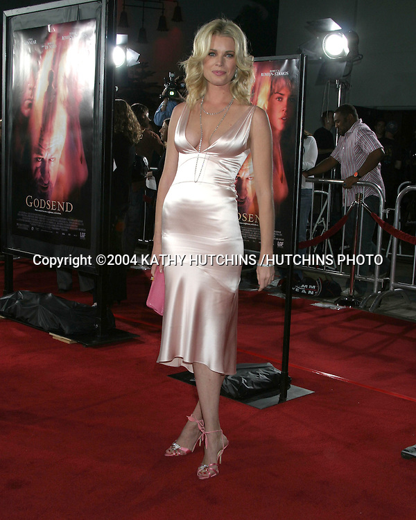 "©2004 KATHY HUTCHINS /HUTCHINS PHOTO.PREMIERE OF ""GODSEND"".GRAUMAN'S CHINESE THEATER.LOS ANGELES, CA.APRIL 22, 2004..REBECCA ROMIJN-STAMOS."
