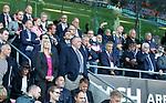 08.08.2019 FC Midtjylland v Rangers: Rangers directors box
