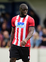 Lincoln City's John Akinde<br /> <br /> Photographer Chris Vaughan/CameraSport<br /> <br /> Football Pre-Season Friendly (Community Festival of Lincolnshire) - Lincoln City v Lincoln United - Saturday 6th July 2019 - The Martin & Co Arena - Gainsborough<br /> <br /> World Copyright © 2018 CameraSport. All rights reserved. 43 Linden Ave. Countesthorpe. Leicester. England. LE8 5PG - Tel: +44 (0) 116 277 4147 - admin@camerasport.com - www.camerasport.com