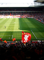PICTURE BY BEN DUFFY/SWPIX - Liverpool Flag, GV, General View.