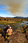 General Vertical Fly Fishing