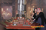 Michelle Gomez & the Tardis