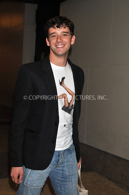 WWW.ACEPIXS.COM . . . . .  ....June 18 2009, New York City....Actor Michael Urie arriving at the MTV Studios in Times Square on June 18 2009 in New York City....Please byline: AJ Sokalner - ACEPIXS.COM..... *** ***..Ace Pictures, Inc:  ..tel: (212) 243 8787..e-mail: info@acepixs.com..web: http://www.acepixs.com