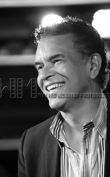 Brian Stokes Mitchell previews his Debut show  at Feinsteins/54 Below on May 8, 2017 in New York City.
