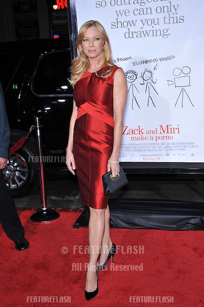 "Traci Lords at the Los Angeles premiere of her new movie ""Zack and Miri make a porno"" at the Grauman's Chinese Theatre, Hollywood..October 20, 2008  Los Angeles, CA.Picture: Paul Smith / Featureflash"