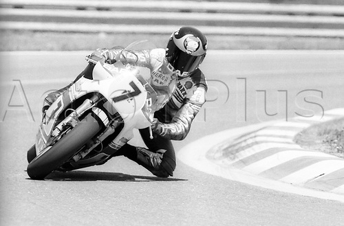 8th July 1984 , Spa, Germany;  Barry Sheene (England /Suzuki);  1984 Spa Francorchamps  500cc who died of cancer on 10 03 2003 in Australia