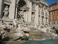 ITALY--Trevi Fountain