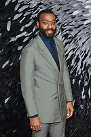 Chiwetel Ejiofor<br /> 'Maleficent: Mistress of Evil'  UK film premiere at the BFI Imax Waterloo, London England on October 09, 2019.<br /> CAP/Phil Loftus<br /> ©Phil Loftus/Capital Pictures / MediaPunch ***North America Only****