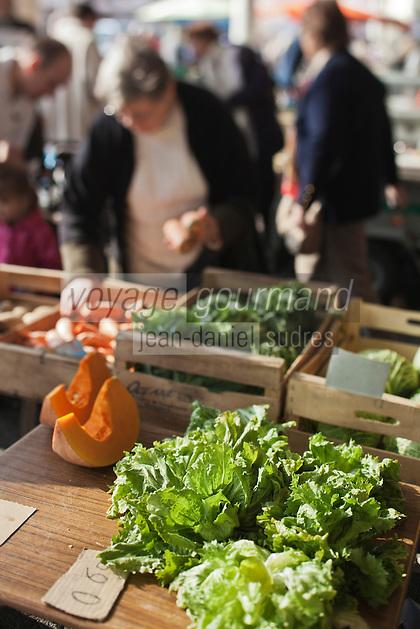 Europe/France/Aquitaine/40/Landes/Dax: Etal sur le marché: