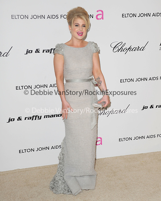 Kelly Osbourne at the 19th Annual Elton John AIDS Foundation Academy Awards Viewing Party held at The Pacific Design Center Outdoor Plaza in West Hollywood, California on August 27,2011                                                                               © 2011 DVS / Hollywood Press Agency