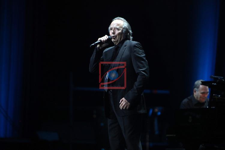 Concert contra l'Alzheimer.<br /> Joan Manuel Serrat.