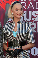 LOS ANGELES - MAR 14:  Katy Perry at the iHeart Radio Music Awards - Arrivals at the Microsoft Theater on March 14, 2019 in Los Angeles, CA