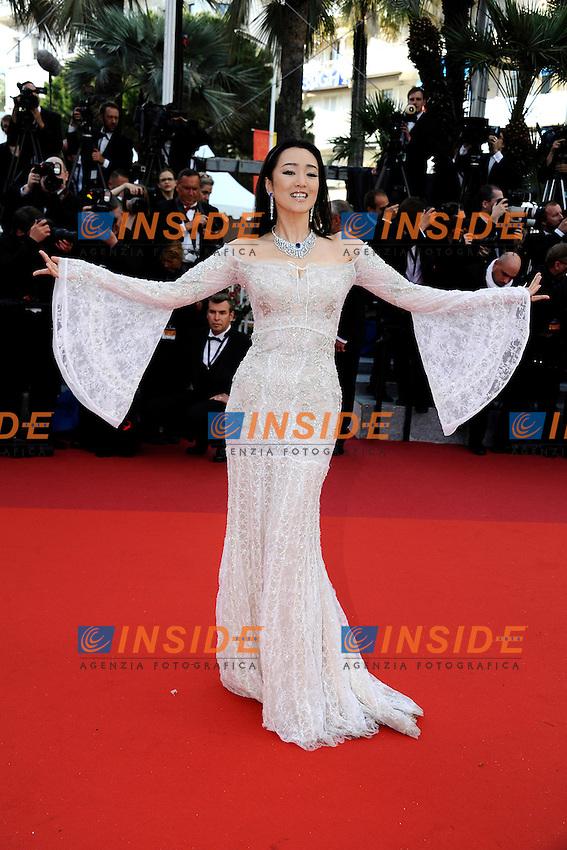Gong Li<br /> Festival di Cannes 2016 <br /> Foto Panoramic / Insidefoto
