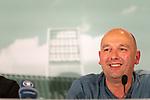 14.06.2019, Wohninvest Weserstadion, Bremen, GER, 1.FBL, Werder Bremen Partnerschaft mit Wohninvest, <br /> <br /> Werder Bremen hat die Namensrecht für 10 Jahre an die Wohninvest in Stuttgart verkauft. Das Stadiuon wird künftig wohninvest Weserstadion heißen<br /> im Bild<br /> <br /> Harald Panzer ( Chief Exceutive Officer)<br /> <br /> Foto © nordphoto / Kokenge