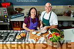 Muireann Nic Giolla Ruaidh and Mark Murphy, Dingle Cookery School