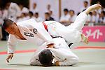 Kenta Adachi, September 14, 2014 - Judo : All Japan Junior Judo Championships Men's -90kg at Saitama Prefectural Budokan, Saitama, Japan. (Photo by Yusuke Nakanishi/AFLO SPORT) [1090]