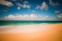 North Shore beach, Oahu, Hawaii, USA, Pacific Ocean
