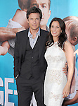 Jason Bateman and wife Amanda attends The Universal Pictures' L.A. Premiere of The Change-Up held at The Village Theatre in Westwood, California on August 01,2011                                                                               © 2011 DVS / Hollywood Press Agency