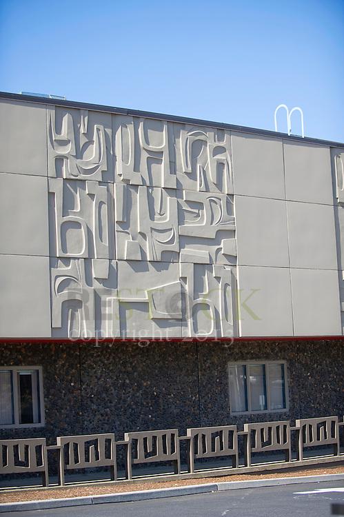 Modern Design on Building