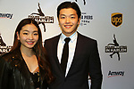Maia & Alex Shibutani - Figure Skating in Harlem presents Champions in Life Benefit Gala on April 29, 2019 at Chelsea Pier, New York City, New York - (Photo by Sue Coflin/Max Photos)