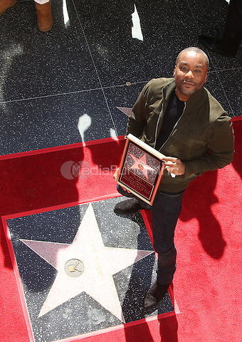 "Hollywood, CA - DECEMBER 02: Lee Daniels, At Lee Daniels Honored With Star On The Hollywood Walk Of Fame"" At Pacific Theatres at the Hollywood Walk Of Fame, California on December 02, 2016. Credit: Faye Sadou/MediaPunch"