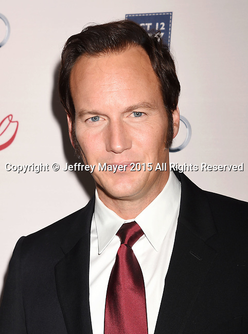 HOLLYWOOD, CA - OCTOBER 07: Actor Patrick Wilson attends the premiere of FX's 'Fargo' Season 2 held at ArcLight Cinemas on October 7, 2015 in Hollywood, California.