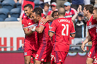Chicago Fire vs Houston Dynamo, May 21, 2016