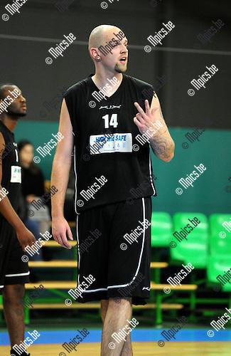 11-12-10 / Basketbal / seizoen 2011-2012 / Sint-Katelijne-Waver / Wesley Mast..Foto: Mpics.be
