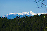 Purcell range West Kootenai Montana