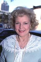 Betty White 1987 by Jonathan Green