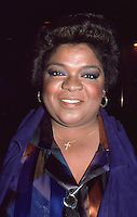 Nell Carter 1986 by Jonathan Green