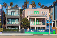 Santa Monica, CA, Gold Coast, Houses, Luxury, Homes, Beach House, Oceanfront, Pacific Palisades bluffs, Architecture, City by the Bay