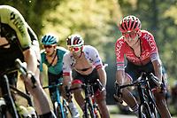 Warren Barguil (FRA/Arkea-Samsic)<br /> <br /> Stage 15 Lyon to Grand Colombier (175km)<br /> <br /> 107th Tour de France 2020 (2.UWT)<br /> (the 'postponed edition' held in september)<br /> <br /> ©kramon