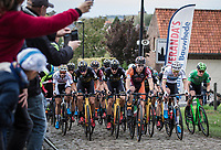 race start <br /> <br /> Koppenbergcross Belgium 2018