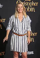 30 July 2018 - Burbank, California - Alison Sweeney. Disney's 'Christopher Robin' Los Angeles Premiere held at Walt Disney Studios. <br /> CAP/ADM/FS<br /> &copy;FS/ADM/Capital Pictures