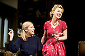 Flare Path by Terence Rattigan, directed by Trevor Nunn. With Sienna Miller as Patricia Warren [Mrs Graham] ,Sheridan Smith as Countess Skriczevinshy. Opens at The Apollo  Theatre  on 14/3/11 . CREDIT Geraint Lewis
