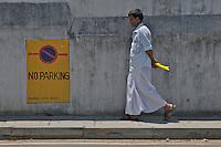 Kandy Town, Sri Lanka