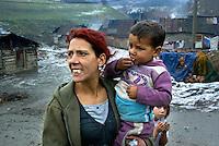 Slovakia: Gypsies await the Euro - 2008