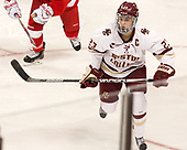 Andie Anastos (BC - 23) - The Boston College Eagles defeated the visiting Boston University Terriers 5-3 (EN) on Friday, November 4, 2016, at Kelley Rink in Conte Forum in Chestnut Hill, Massachusetts.The Boston College Eagles defeated the visiting Boston University Terriers 5-3 (EN) on Friday, November 4, 2016, at Kelley Rink in Conte Forum in Chestnut Hill, Massachusetts.